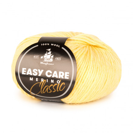 Image of   Mayflower Easy Care Classic Garn 255 Mellow Yellow
