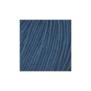 BC Garn Alba Unicolor eb23 Mørk Jeansblå
