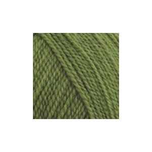 BC Garn Semilla Unicolor ob133 Mørk Grøn