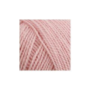 BC Garn Semilla Fino Unicolor ox122 Lys Rosa
