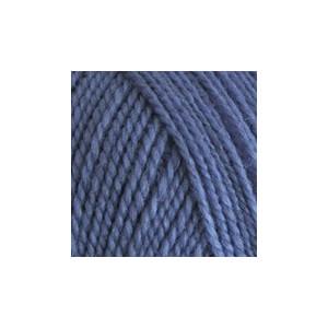 BC Garn Semilla Fino Unicolor ox110 Lys Jeansblå