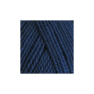 BC Garn Semilla Fino Unicolor ox114 Marineblå