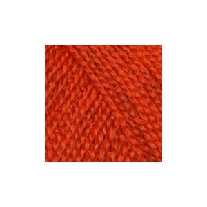 BC Garn Semilla Fino Unicolor ox115 Orange