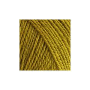 BC Garn Semilla Fino Unicolor ox107 Lys Oliven