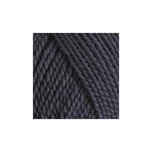 BC Garn Semilla Fino Unicolor ox102 Mørk Gråblå