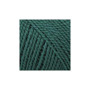BC Garn Semilla Fino Unicolor ox139 Skovgrøn