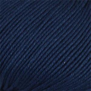 BC Garn Selba Unicolor sb22 Marineblå