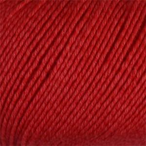 BC Garn Selba Unicolor sb17 Rød