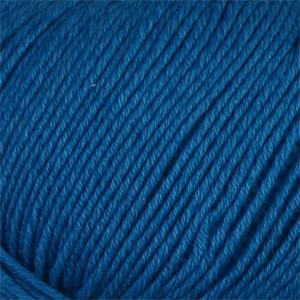BC Garn Selba Unicolor sb06 Koboltblå