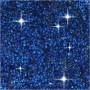 Foam Clay®, blå, glitter, 560g