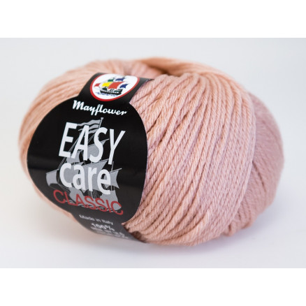 Image of   Mayflower Easy Care Classic Garn Unicolor 283 Lys Rosa