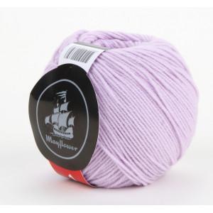 Mayflower Cotton 1 Garn Unicolor 124 Syren