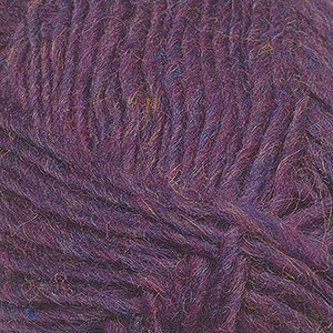 ístex ístex léttlopi garn mix 1414 violet fra rito.dk