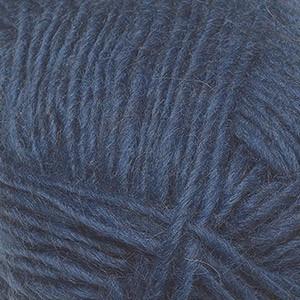Ístex Léttlopi Garn Unicolor 9419 Blå