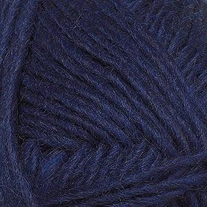 Ístex Léttlopi Garn Unicolor 9420 Marineblå