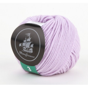 Mayflower Cotton 3 Garn Unicolor 324 Syren
