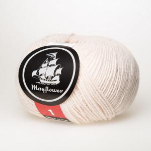 Mayflower Cotton 1 Garn Unicolor 149 Pudder