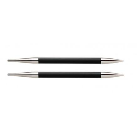 KnitPro Karbonz Udskiftelige Rundpinde Kulfiber 13cm 3,00mm US2½ thumbnail