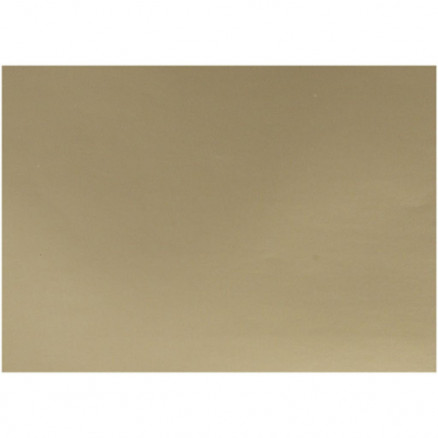 Glanspapir, ark 32x48 cm, 80 g, guld, 25ark thumbnail