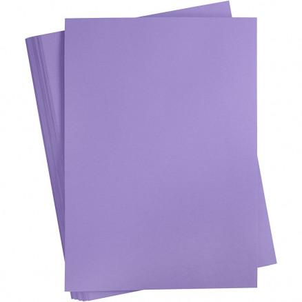 Karton, A2 420x600 mm, 180 g, purpur, 100ark thumbnail