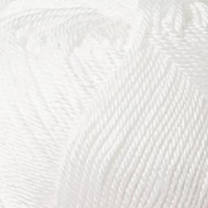 Image of   Järbo 8/4 Garn Unicolor 32010 Hvid