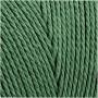 Knyttegarn, L: 315 m, tykkelse 1 mm, grøn, Tynd kvalitet 12/12, 220g