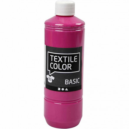 Textile Color, pink, 500ml thumbnail