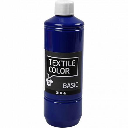 Textile Color, primær blå, 500ml thumbnail
