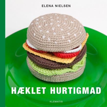 Image of   Hæklet hurtigmad - Bog af Elena Nielsen