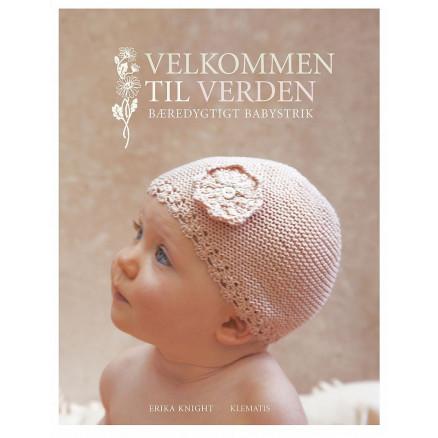 Image of   Velkommen til verden - Bog af Erika Knight
