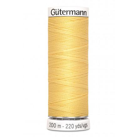 Image of   Gütermann Sytråd Polyester 007 - 200m