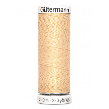 Image of   Gütermann Sytråd Polyester 006 - 200m