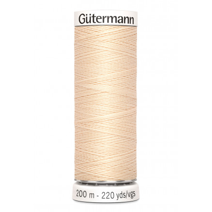 Image of   Gütermann Sytråd Polyester 005 - 200m