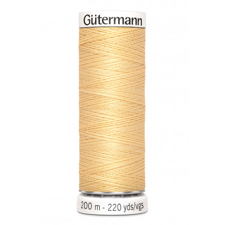 Image of   Gütermann Sytråd Polyester 003 - 200m