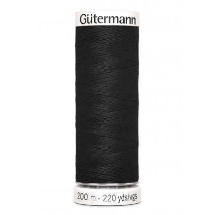 Image of   Gütermann Sytråd Polyester 000 - 200m