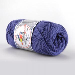 Mayflower Cotton 8/4 Junior Garn Unicolor 1417 Lavendel