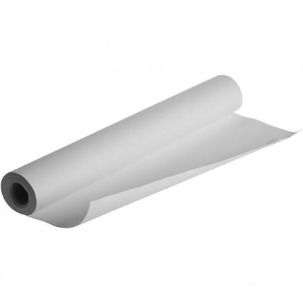 Malerlærred i rulle, B: 50 cm, 380 g, hvid, 5m thumbnail