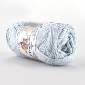 Mayflower Cotton 8/4 Junior Garn 1434 Lys Grågrøn