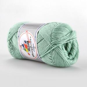 Mayflower Cotton 8/4 Junior Garn Unicolor 1492 Mintgrøn