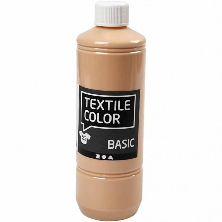 Textile Color, lys hudfarvet, 500ml thumbnail