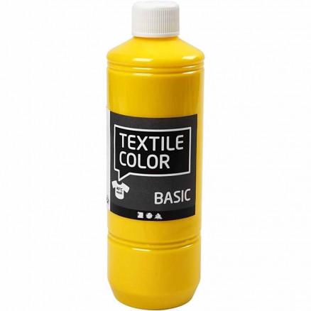 Textile Color, primær gul, 500ml thumbnail