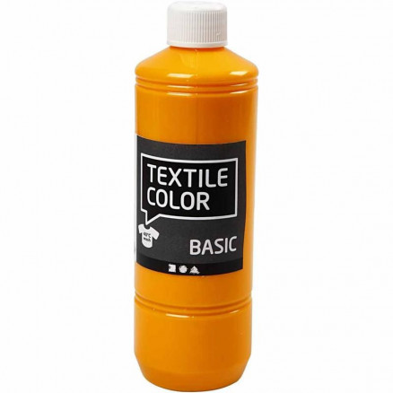 Textile Color, gul, 500ml thumbnail