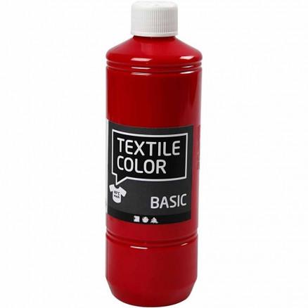 Textile Color, primær rød, 500ml thumbnail