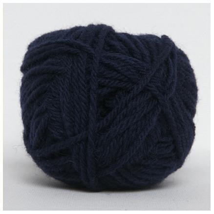 Hjertegarn Lima Garn Unicolor 1660 Marineblå