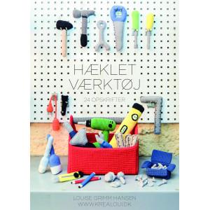 Hæklet værktøj - Bog af Louise Grimm Hansen