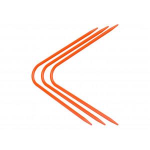 Neko Strømpepinde Plastik Orange 3,50 mm / US 4