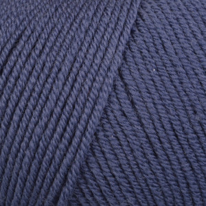 Infinity Hearts Baby Merino Garn Unicolor 27 Mørk Jeansblå