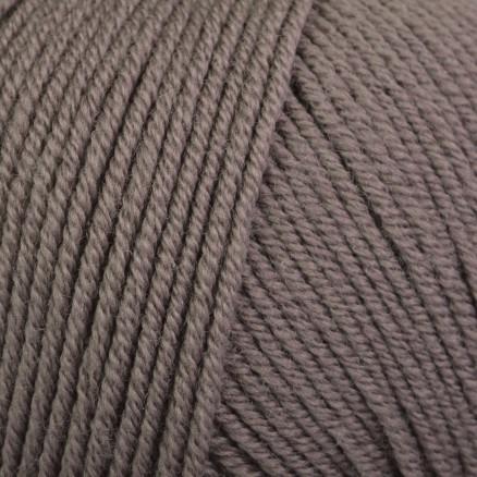 Infinity Hearts Baby Merino Garn Unicolor 30 Koksgrå thumbnail