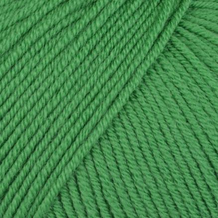 Infinity Hearts Baby Merino Garn Unicolor 31 Mørkegrøn thumbnail