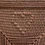 Mellem Linjerne Babytæppe af Rito Krea - Baby Tæppe Hækleopskrift 75x75cm